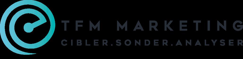 Logo TFM MARKETING